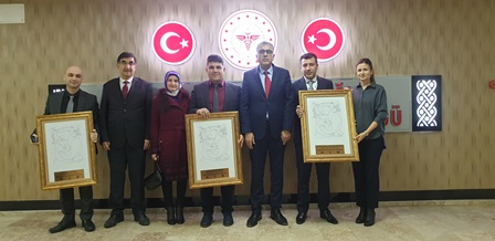 Photo of Bebek Dostu Hastanelere Plaket